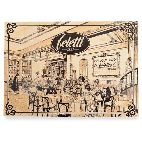 Набор конфет Feletti La Cioccolateria 180 г набор конфет bucheron gourmet с фисташкой 180 г