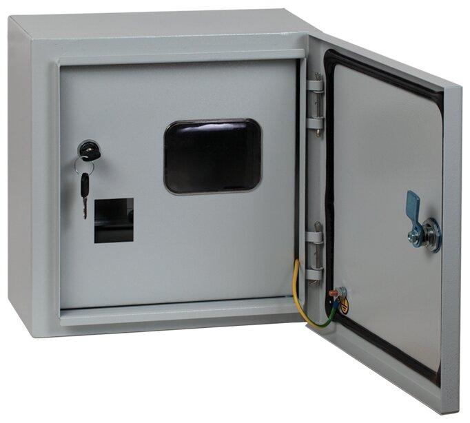 Щит распределительный EKF ЩУ-1/1-1 IP54 PROxima навесной, металл, модулей 6