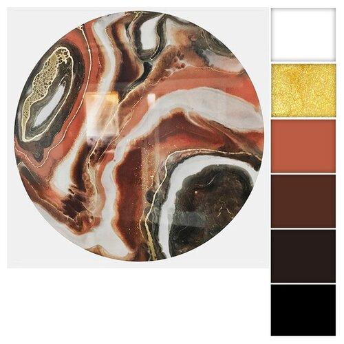 Купить Набор для создания картины эпоксидной смолой ResinArtBox 004, Наборы для декупажа