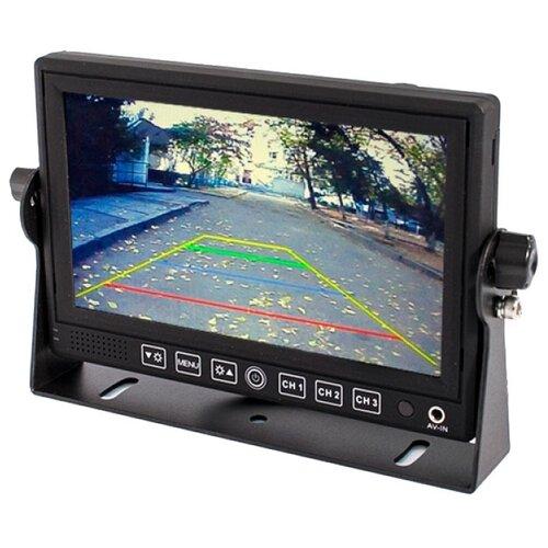 Автомобильный монитор AVEL AVS4714BM черный