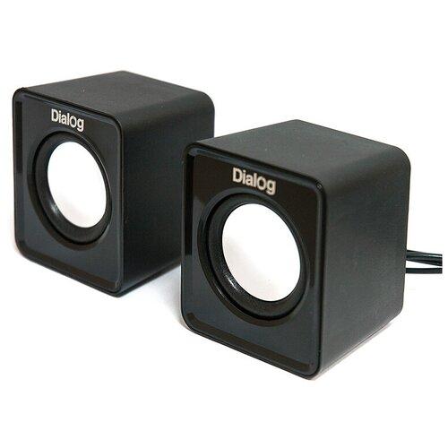 Компьютерная акустика Dialog AC-02UP black
