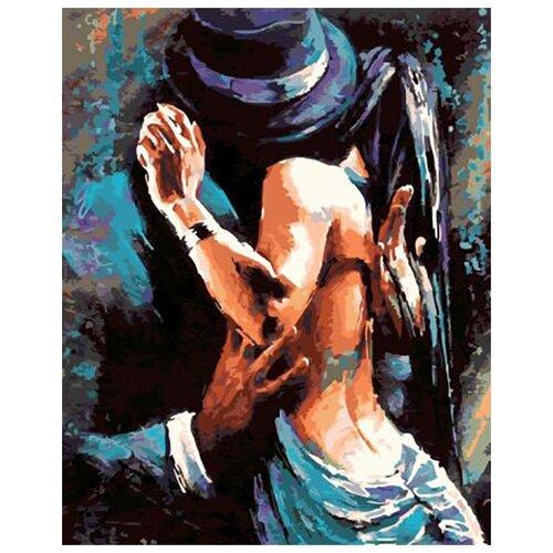 Купить Картина по номерам ВанГогВоМне ZX 23018 Страсть 40х50 см, Картины по номерам и контурам