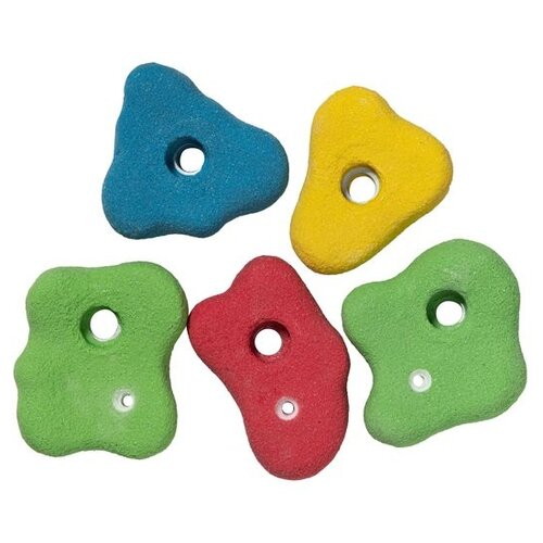 Набор зацепов KETT-UP KU024 5 шт., желтый/зеленый/красный/синий