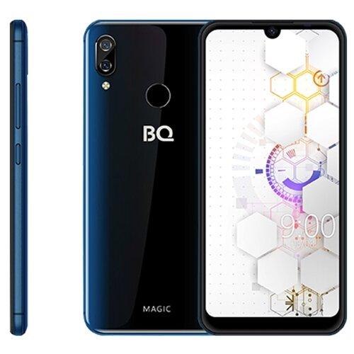Смартфон BQ 6040L Magic синий смартфон