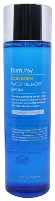 Farmstay Collagen Water Full Moist Serum Увлажняющая