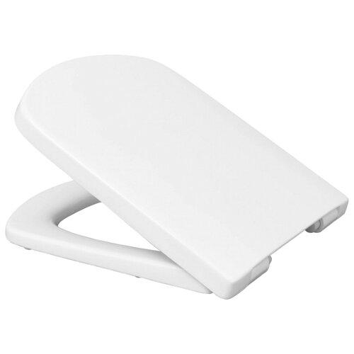 Крышка-сиденье для унитаза HARO Calida дюропласт с микролифтом белый сиденье для унитаза с микролифтом haro manta 4016959143060