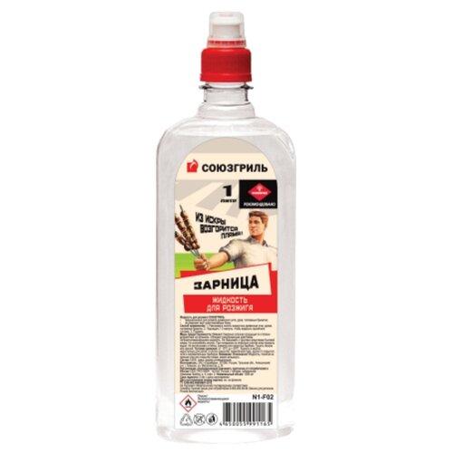 Союзгриль Жидкость для розжига N1-F02, 1 л