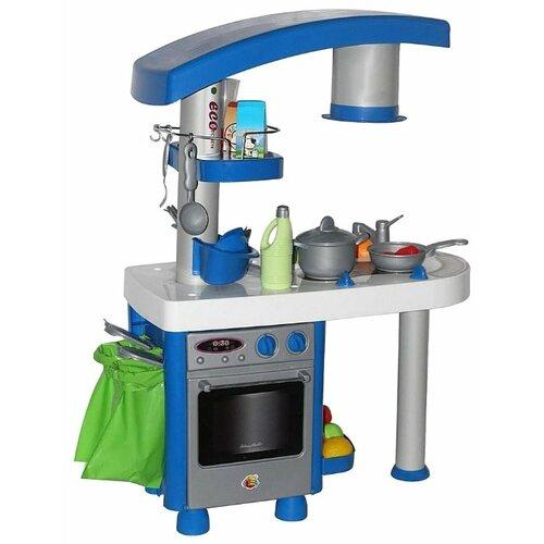Кухня Coloma Y Pastor ECO 52339/56290 белый/серый/голубой кухня полесье coloma y pastor marta в коробке