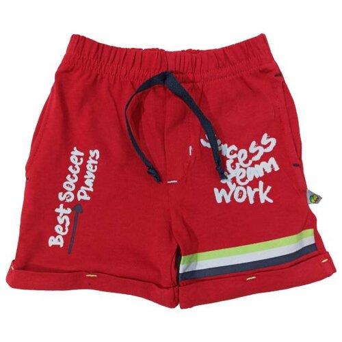 Купить Шорты Папитто 0908 размер 92-98, красный, Брюки и шорты