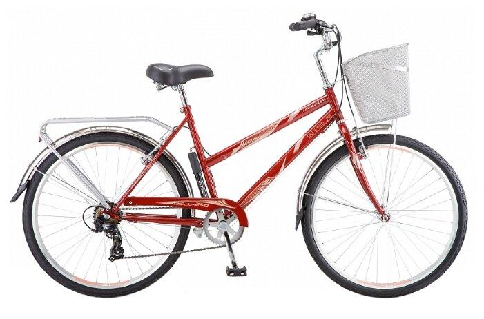 Велосипед Stels Navigator 395 Z010 (2018) Черный 20 ростовка