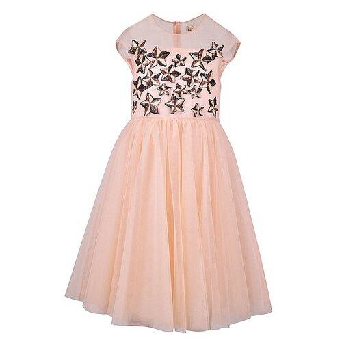 Платье Elisabetta Franchi размер 152, кремовый платье elisabetta franchi elisabetta franchi el037ewbqar8