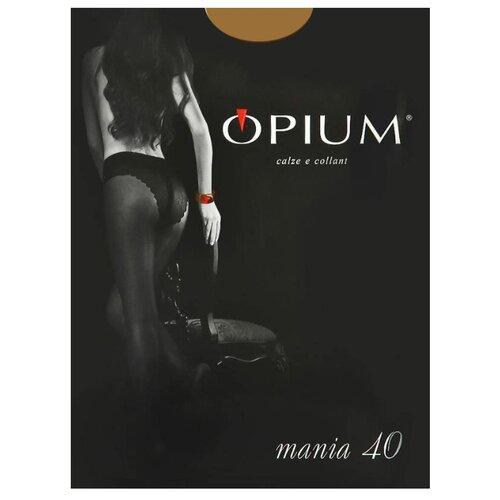 Колготки Opium Mania 40 den, размер 2, visone (коричневый) колготки opium comfort 20den 2 visone