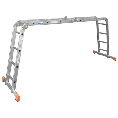 Лестница трансформер 4-секционная KRAUSE MultiMatic 120649