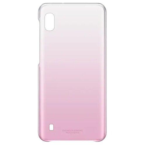 Купить Чехол Samsung EF-AA105 для Samsung Galaxy A10 розовый
