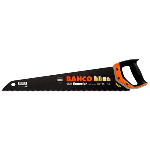 Ножовка по дереву BAHCO Superior 2700-24-XT7-HP 600 мм ножовка bahco 3180 14 xt11 hp
