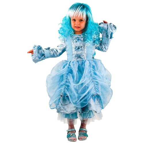 Купить Костюм Батик Мальвина (943), голубой, размер 128, Карнавальные костюмы