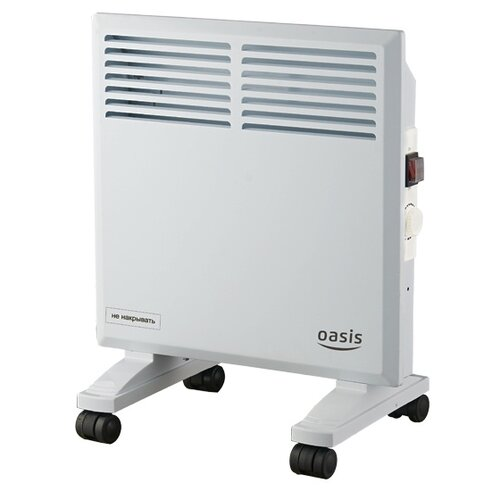 Конвектор Oasis KM-10 белый конвектор oasis ek 20 белый