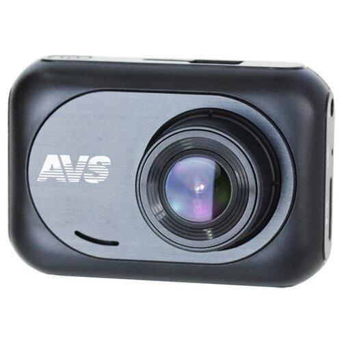 Видеорегистратор AVS VR-802SHD, черный видеорегистратор avs vr 802shd черный