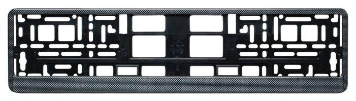 Рамка для номера Airline Карбон (AFC-03)
