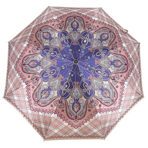 15109-L-3 Зонт автомат Fabretti, женский