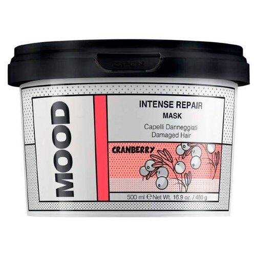 MOOD Маска для сухих повреждённых волос Intense Repair, 500 млМаски и сыворотки<br>