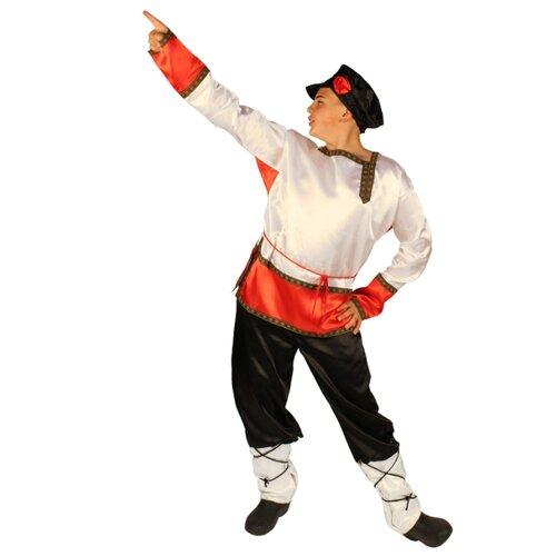 Мужской русский народный костюм Иванушка на рост 182