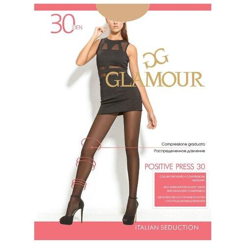 Колготки Glamour Positive Press 30 den miele 2-S (Glamour)Колготки и чулки<br>