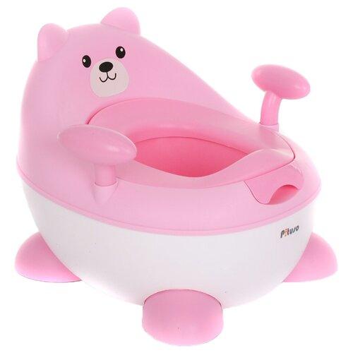 Купить Pituso горшок Мишутка розовый, Горшки и сиденья