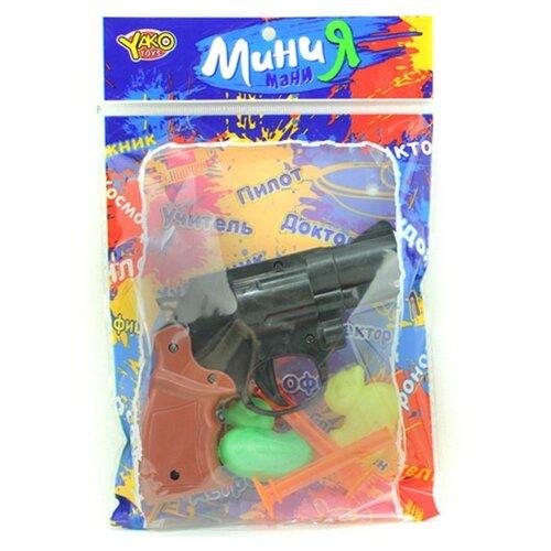 Купить Игровой набор Yako Тир с уточками-мишенями 6094/К79219, Полицейские и шпионы