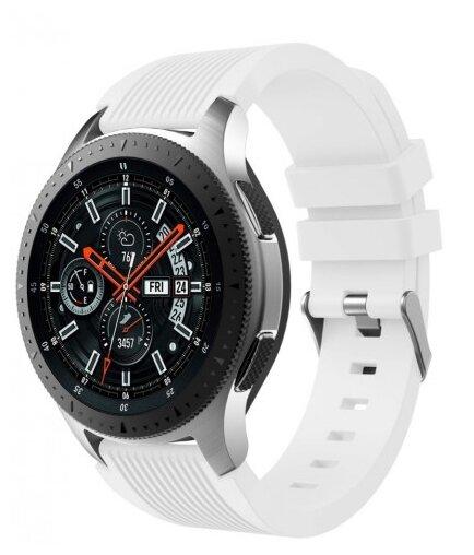 Ремешок для Samsung Galaxy Watch Silicone band 46mm розовый