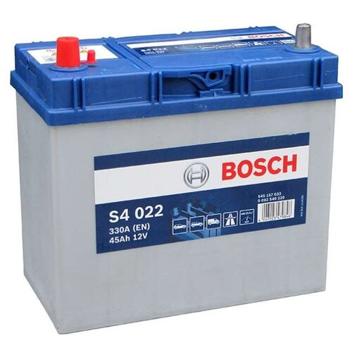 Автомобильный аккумулятор Bosch S4 022 (0 092 S40 220)