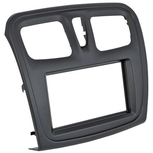 Рамка для автомагнитолы на Renault Sandero INCAR RFR-N33