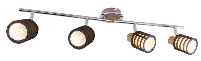 Люстра Globo Lighting VICI 54816-4, E14, 160 Вт