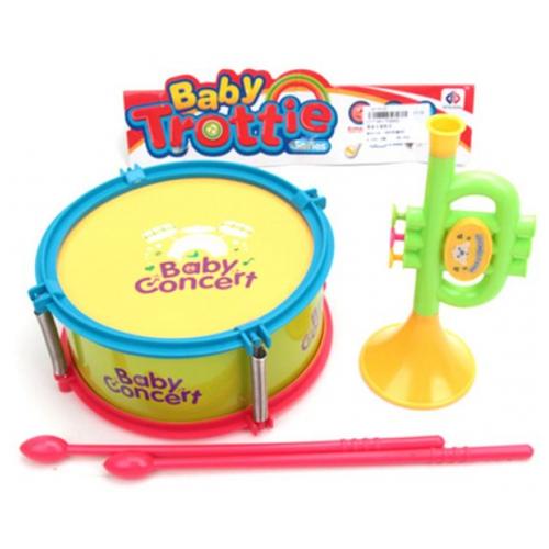 Наша игрушка набор инструментов T3002 желтый