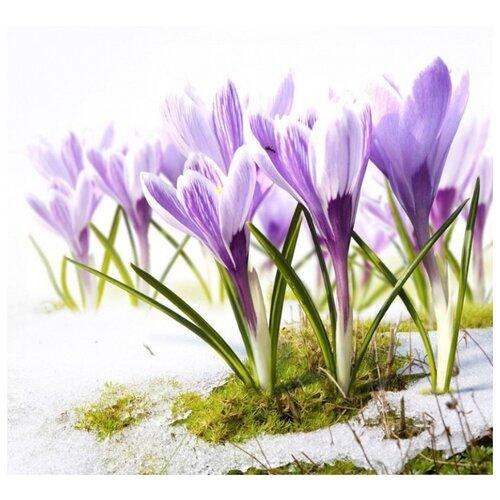 Купить Песня весны Набор для вышивания бисером 28х34 (23х28) Матренин Посад 0175/Б, Матрёнин Посад, Наборы для вышивания