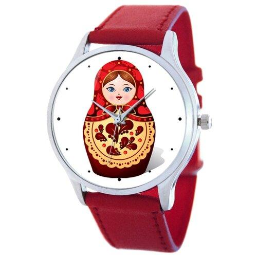 Наручные часы TINA BOLOTINA Матрешка Extra (EX-086) будильник tina bolotina лондон awo 009