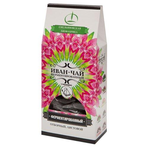 Чайный напиток травяной Емельяновская биофабрика Иван-чай в пирамидках , 30 г , 15 шт.