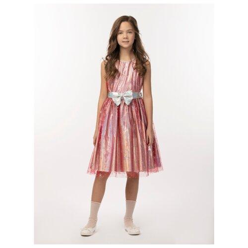 Купить Платье Смена размер 152/76, красный, Платья и сарафаны