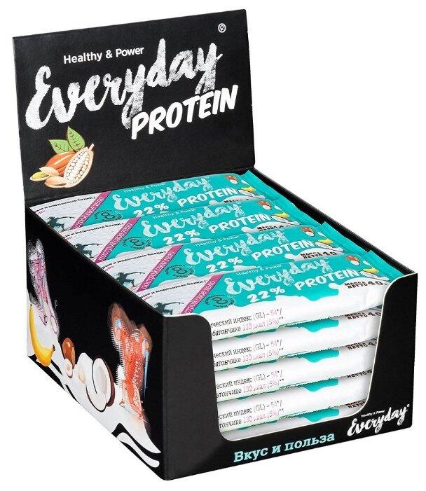 Everyday протеиновый батончик Protein (40 г)(24 шт.)