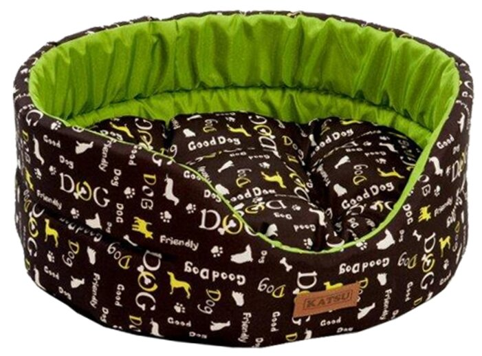 Лежак для собак Katsu Yohanka Shine Dogs 5 64х56х23 см