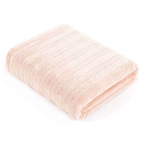 Verossa Полотенце Stripe универсальное 50х90 см нежно-персиковый