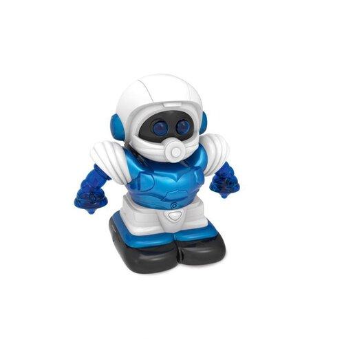 Купить Робот Jia Qi Mini Adventure Robot белый/голубой, Роботы и трансформеры
