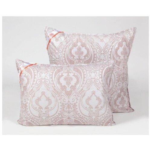 Подушка стеганная VESTA текстиль 70*70 см, шерсть овечья, ткань тик, полиэстер 100%