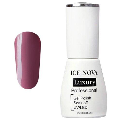 Купить Гель-лак для ногтей ICE NOVA Luxury Professional, 10 мл, 009 grape