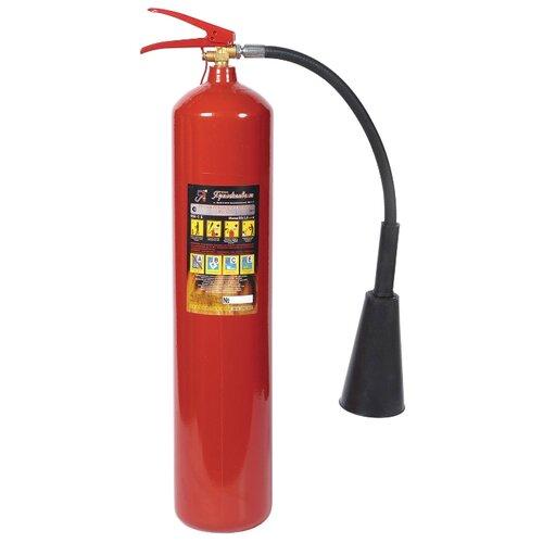 цена на углекислотный огнетушитель Ярпожинвест ОУ-5