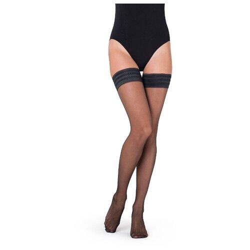 цена Чулки MiNiMi Estivo 8 den, размер 4-L/XL, nero (черный) онлайн в 2017 году