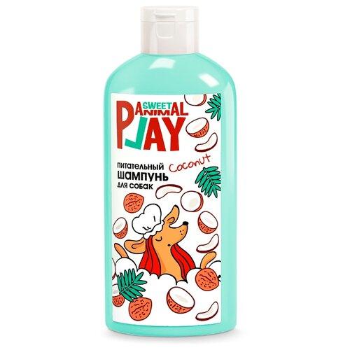 Шампунь Animal Play для собак питательный флакон п/э 300 мл