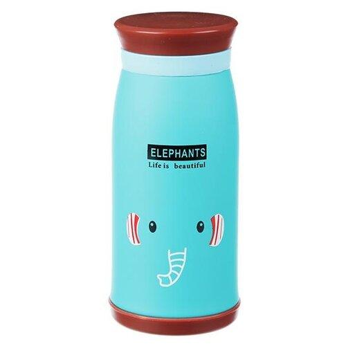 Классический термос Vetta 841-636, 0.35 л слон