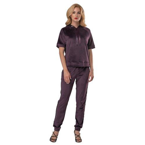 Комплект Lelio размер XL фиолетовый