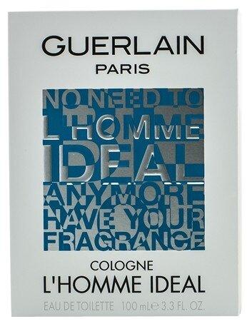 Туалетная вода Guerlain L'Homme Ideal Cologne